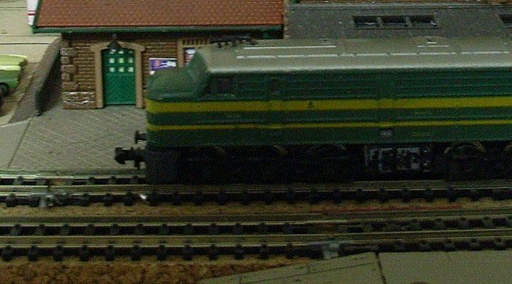 Serie 318 Renfe