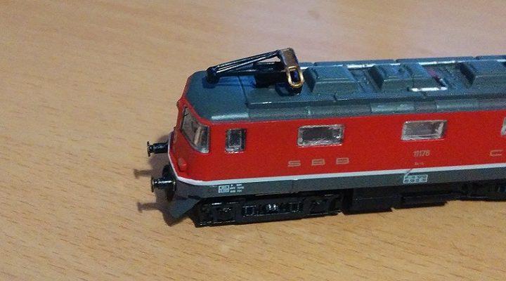 serie 420 SBB